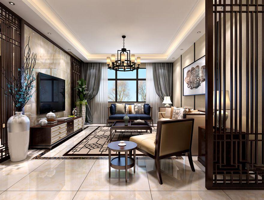 新中式大两居