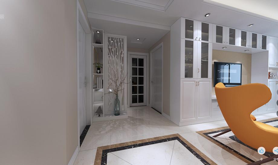 南通装修案例现代三居室